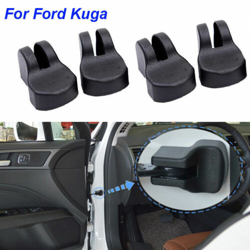 4pcs Door Check Arm Protection Limiting Stopper Case Cover For Ford Kuga