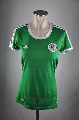 ADIDAS TRAININGSJACKE RETRO grün Damen 36 Fussball WM Mexico