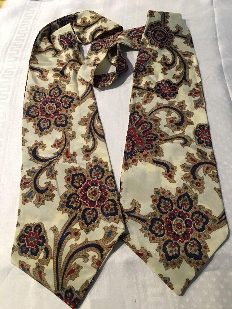 Estate Woman Tie Scarf 63