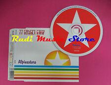 CD singolo Alpinestars 77 Sunset Strip FHCD017 UK 2000 no mc lp vhs dvd(S20)