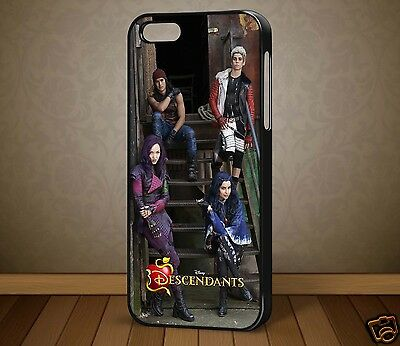 Descendants Cast D2 Disney Cover Phone Case For Iphone and Galaxy   eBay