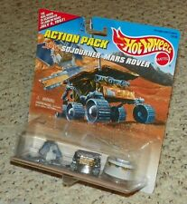 MATTEL Hot Wheels - Action Pack JPL Sojourner Mars Rover - NEW