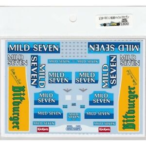 Museum-Collection-1-18-Mild-Seven-Decal-for-Benetton-B-195-D828