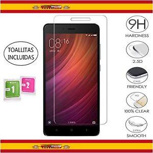 Protector-Pantalla-CRISTAL-TEMPLADO-Premium-para-Xiaomi-Redmi-Note-4
