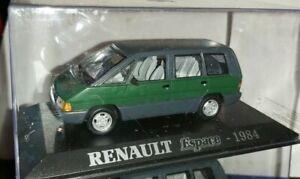 IXO-1-43-RENAULT-ESPACE-1984-NEUF-EN-BOITE
