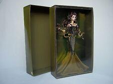 Barbie Doll Collector Medusa Fantasy Goddess Series Gold Label 2008 Mythology