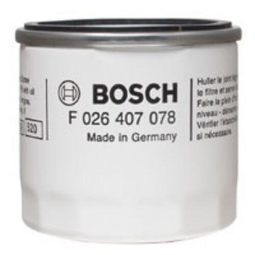 Bosch Oil Filter Fiat Cinquecento Ford Mazda 2 121 MX-5 Saab Cabriolet Volvo