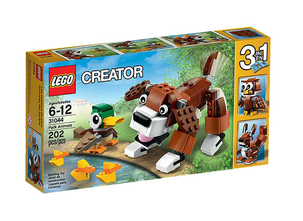 LEGO 31044 Park Animals Creator 3 In 1 BRAND NEW