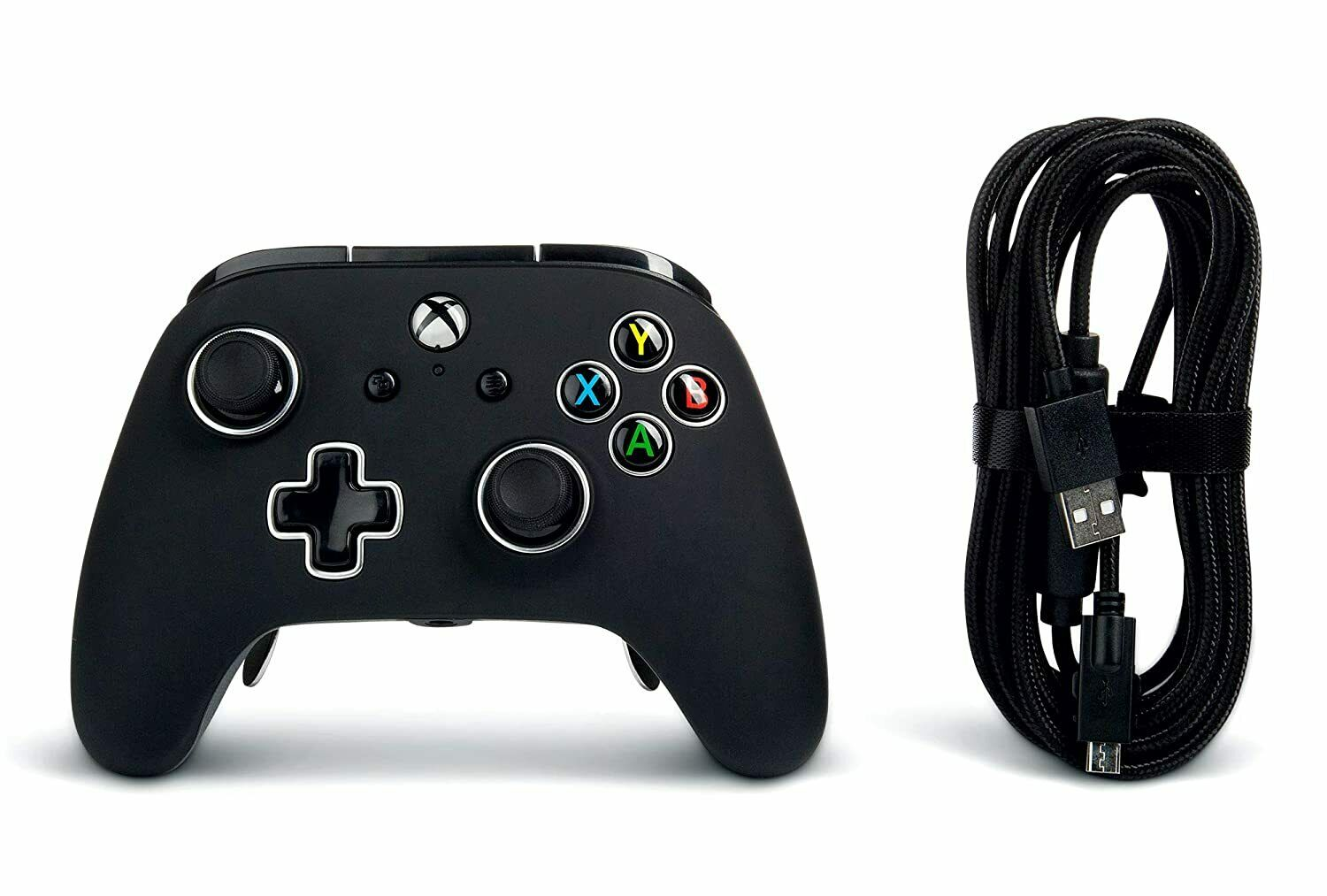PowerA Fusion Pro Wired Controller for Xbox One in Black - 🔥BRAND NEW🔥