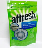 W10135699 Whirlpool Affresh Front Load Washer Mold Odor Cleaner 3-tablets