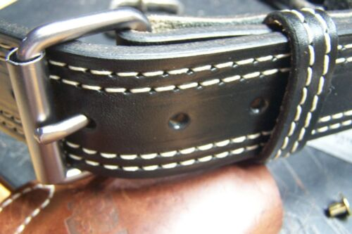 Heavy Duty 1 3//4 wide Conceal Carry Leather Belt