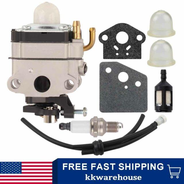 Carb Fuel line kit For HONDA GX31 GX22 FG100 16100-ZM5-803 TB26TB TB475SS