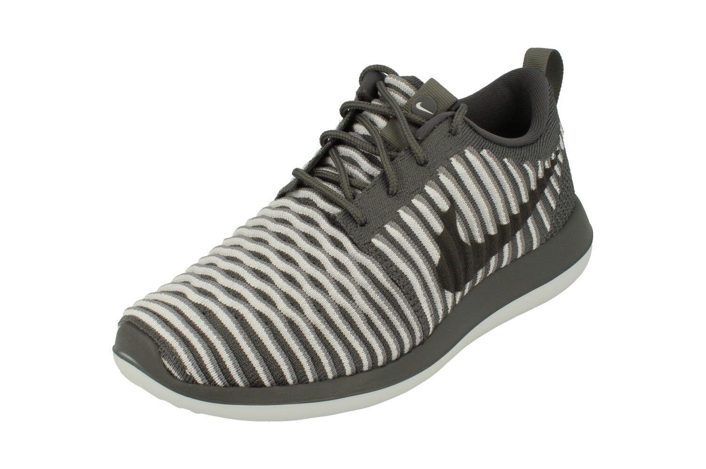 Nike Roshe Flyknit Correr Zapatillas para mujer de dos Tenis Deportivas zapatos 002 844929