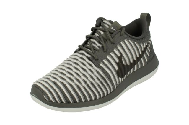 finest selection cc41a dad81 Nike Womens Roshe Two Flyknit Running Trainers 844929 Sneakers Shoes 002