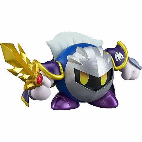 NENDoroID Kirby Meta Knight Good Smile azienda Japan NUOVO.