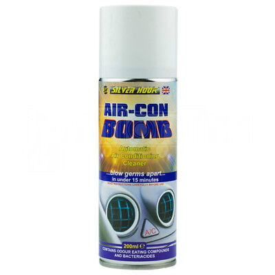 Air Con Bomb Car Air Conditioning Cleaner One Shot
