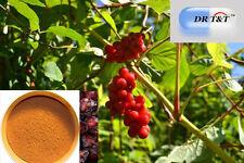 DR T&T organic wild Schizandra Wu Wei Zi SchisandraChinensisExtractpowder 50g