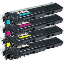 4 Color Toner for Brother TN210 TN-210 HL-3040CN HL-3045CN HL-3070CW HL-3075CW