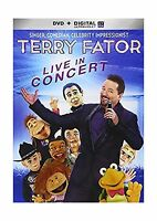 Terry Fator Live In Concert [dvd + Digital] Ultraviolet Free Shipping