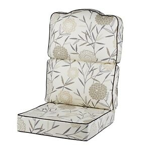 Replacement Conservatory Furniture Cushion High Back