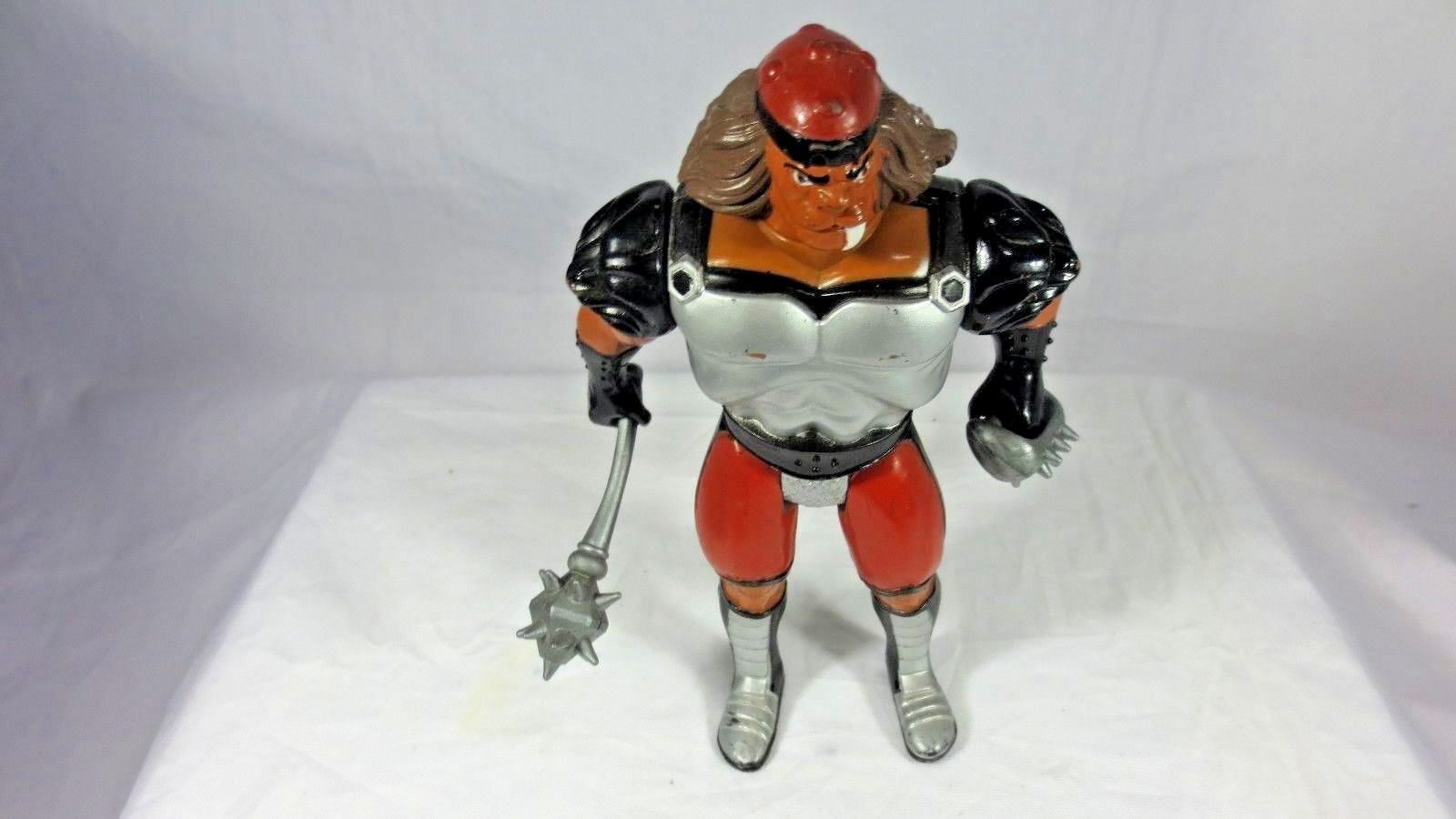 Vintage - 1986 - LJN - Thundercats - Grune the Destroyer - Action Figure