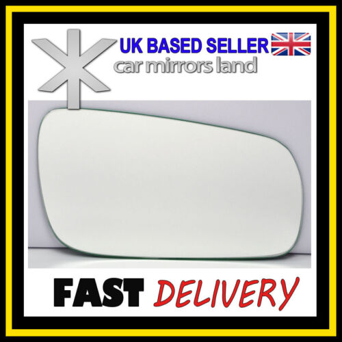 Right Driver Wing Car Mirror Glass Replacement VW Bora 1998-2005