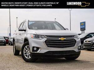 2019 Chevrolet Traverse LT 7-Passenger AWD