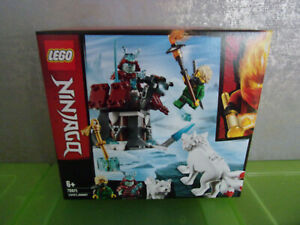 Lego-Ninjago-70671-Lloyd-039-s-Journey-Neuf-et-Emballage-D-039-Origine