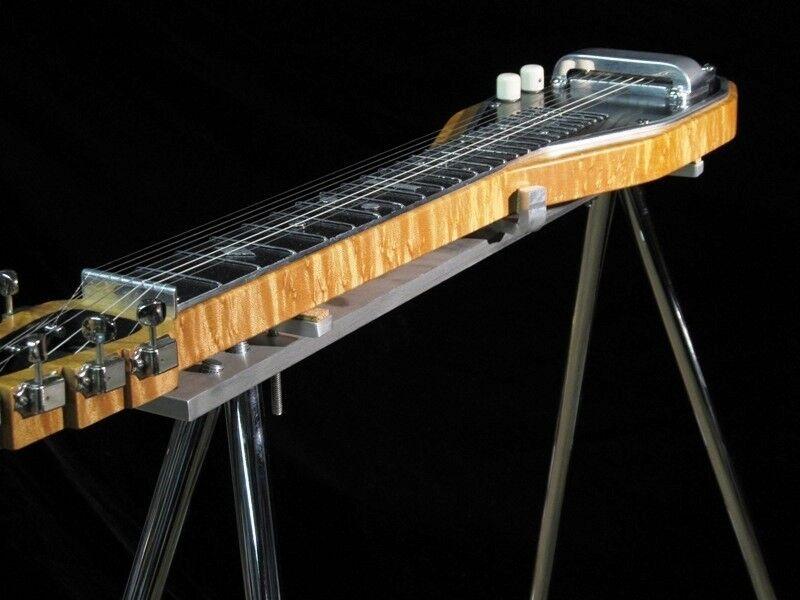 Lap Steel Musical Instrument Stand Universal 4 legs