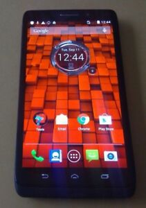 Motorola-Droid-MAXX-16GB-Black-Verizon-Smartphone-Good