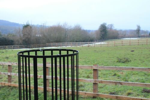 metal Steel tree guards Any size available 750mm estate fencing