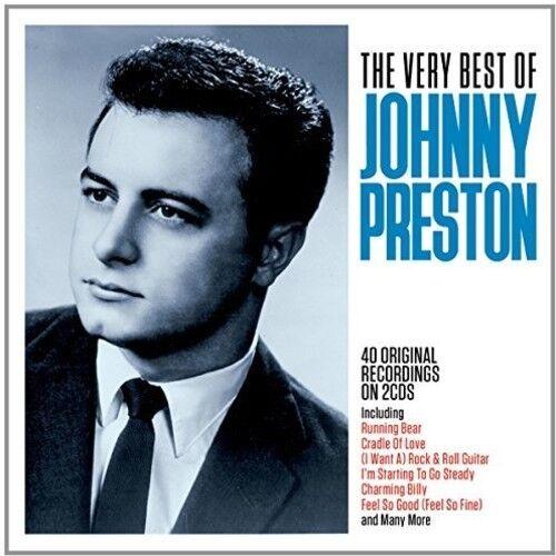 Jonny Preston - Best Of [New CD] UK - Import