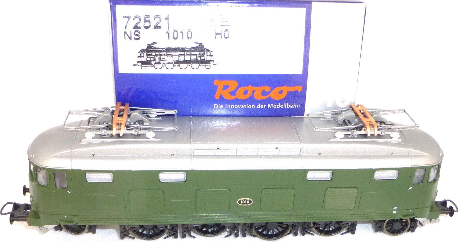 Ns serie 1000 ellok verde epiii nem kkk DSS roco 72521 h0 1 87 nuevo embalaje original ka4 µg