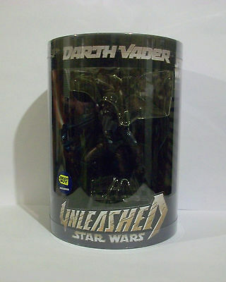 STAR WARS UNLEASHED BEST BUY EXCLUSIVE DARTH VADER MISB  FREE SHIPPING!!