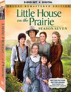 Little-House-on-the-Prairie-Season-7-2015-5-Disc-DVD-Set-Remastered