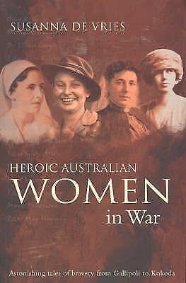 1 of 1 - Heroic Women of War by Susanna Vries (Paperback, 2004)