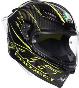AGV-Pista-GP-R-Project-46-3-0-Helmet-All-Sizes-Fast-amp-Free-Shipping