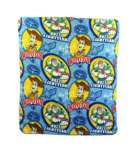 Toy Story Buzz Woody and Buzz LIghtyear Special Howdy fleece blanket throw NEW