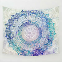 Indian Mandala Tapestry Wall Hanging Bedspread Boho Ethnic Art Blanket Throw Mat