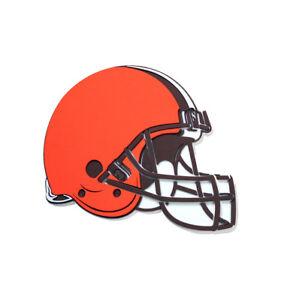 Cleveland Browns NFL Football Official 3D Foam Logo Wall Sign