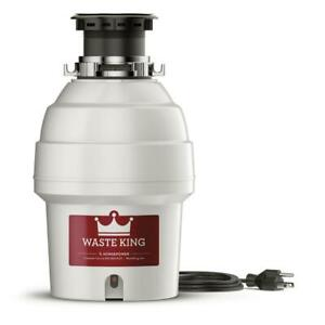 Waste-King-L-3300-3-4-Horsepower-Continuous-Feed-Garbage-Disposal