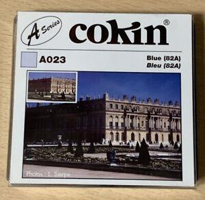 Cokin-A023-Blue-82A-Filter-Brand-New