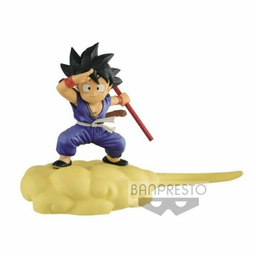 Dragon Ball Kintoun Son Goku Versione BPVC Figure BANPRESTO