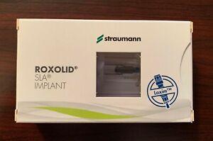 STRAUMANN Bone Level Tapered BLT Roxolid Loxim SLA RC 4 8 x 10 mm