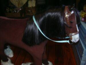 American-Girl-Doll-Prancing-Horse-Retired