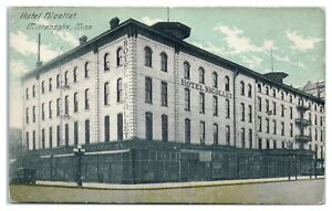 Early-1900s-Hotel-Nicollet-Minneapolis-MN-Postcard