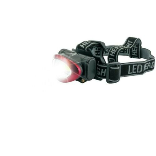 Inclinable, 3 modes, ipx4 Schwaiger lampe de poche Works 4you COB DEL Lampe frontale