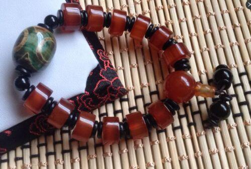 Le nouveau Bouddha Perles Roue Agate Perles Bijoux Bracelet