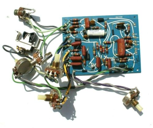 Unknown NOS Vintage Fender 111914 Amp // Guitar Operating Circuit Board