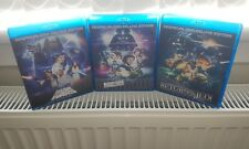 Original Star Wars Despecialized Trilogy. Deluxe Edition. Blu Ray. ONLY £16.95